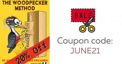 20% Off on The Woodpecker Method Book