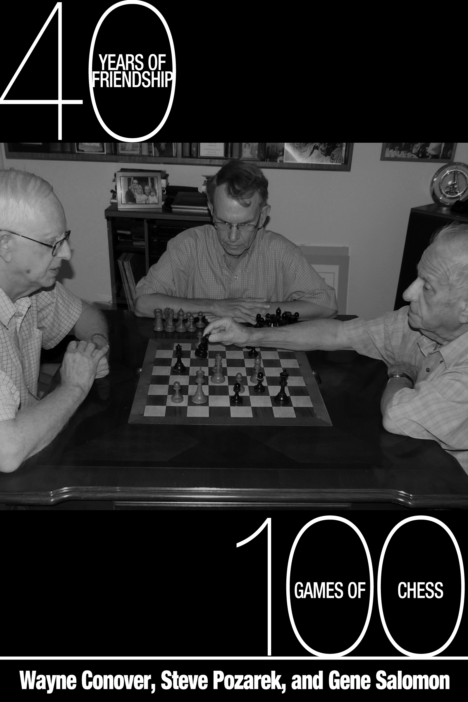 40 Years of Friendship – 100 Games of Chess