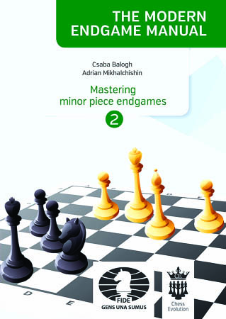 The Modern Endgame Manual: Mastering minor piece endgames, book 2