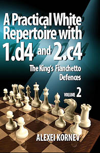 A Practical White Repertoire with 1.d4 and 2.c4 Volume 2