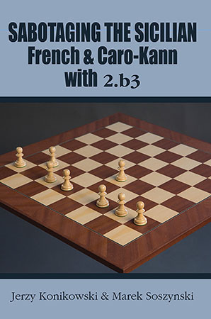 Sabotaging the Sicilian French & Caro-Kann with 2.b3