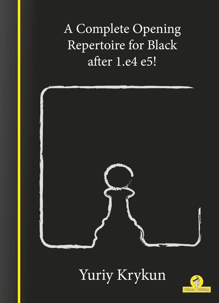A Complete Repertoire for Black after 1.e4-e5