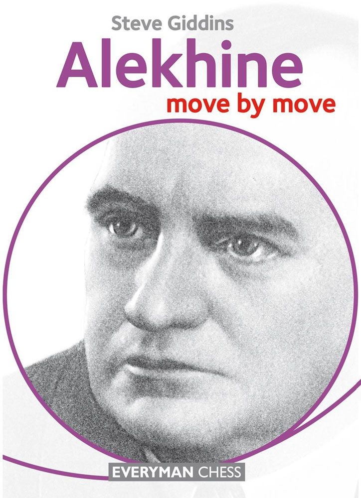Alekhine: Move by Move