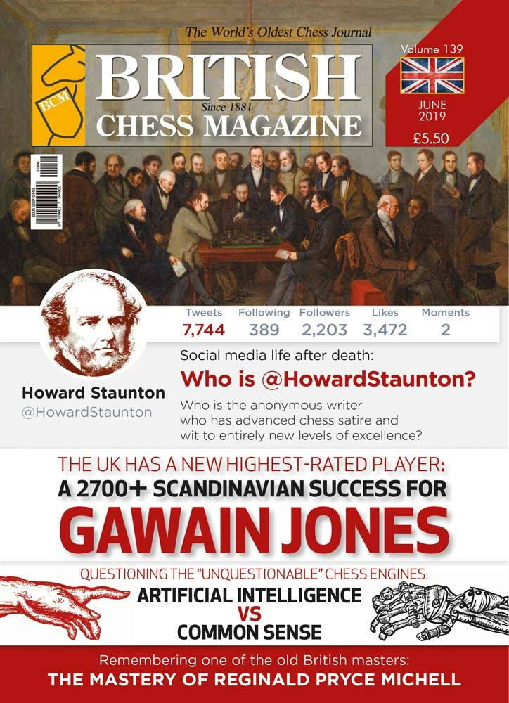 British Chess Magazine: June 2019