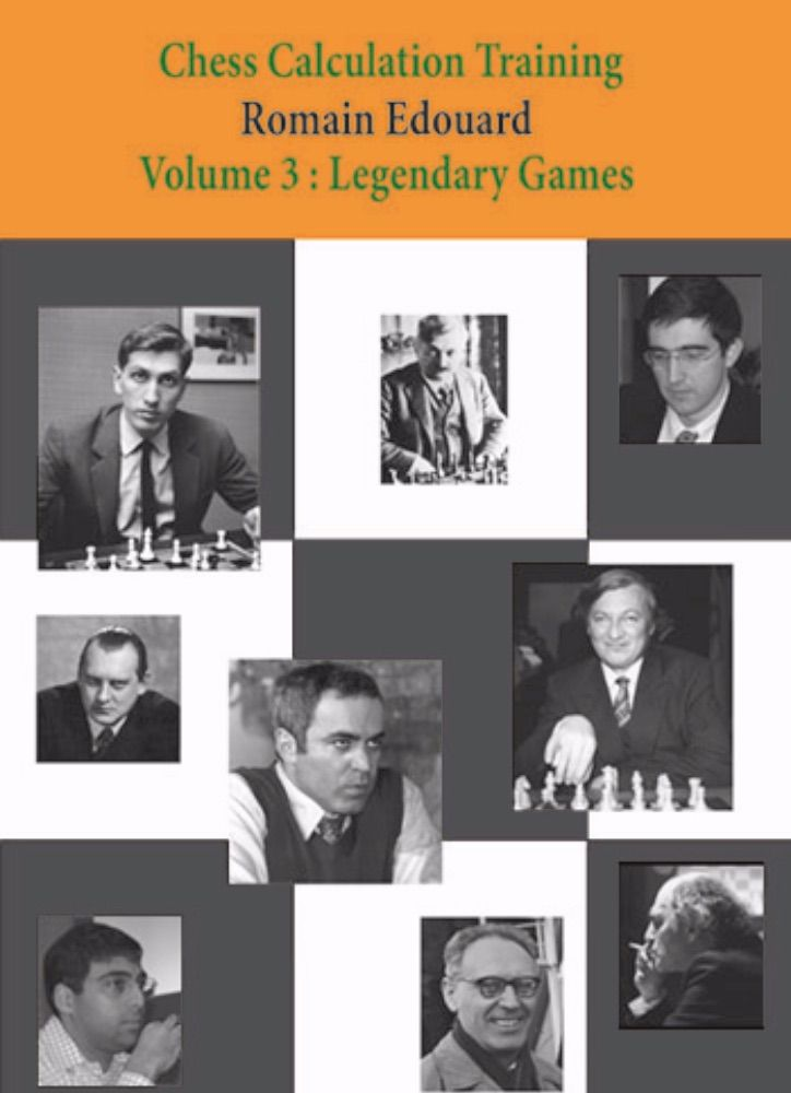 Chess Calculation Training: Volume 3
