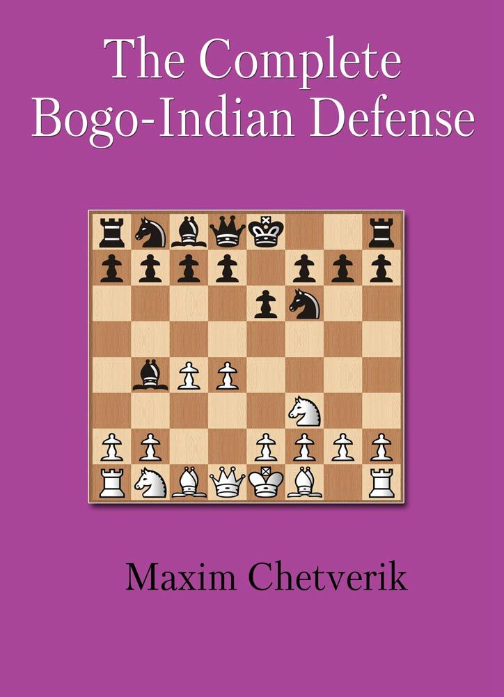 The Complete Bogo-Indian Defense