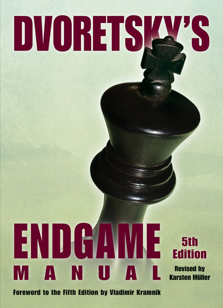 Dvoretsky's Endgame Manual - Fifth Edition