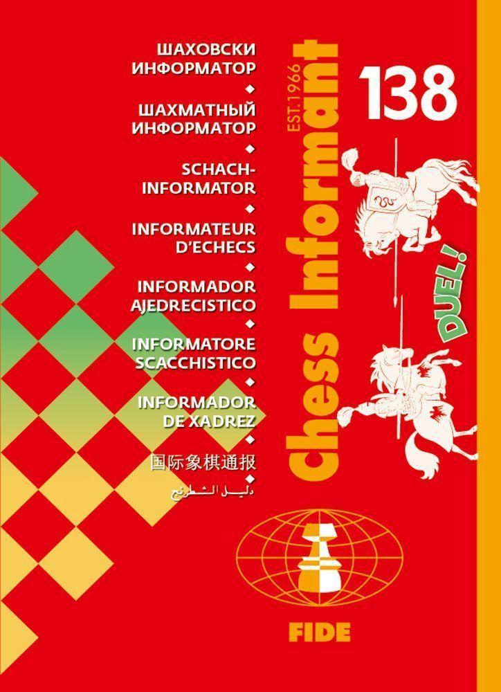 Chess Informant 138