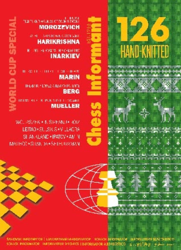 Chess Informant 126