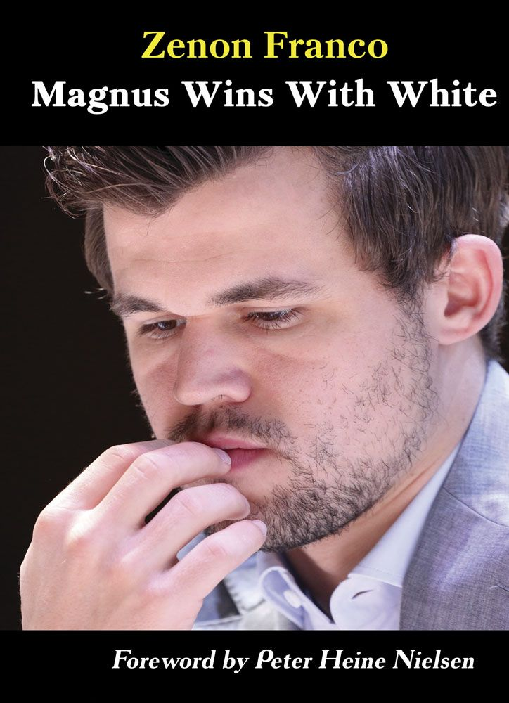 Magnus Wins With White