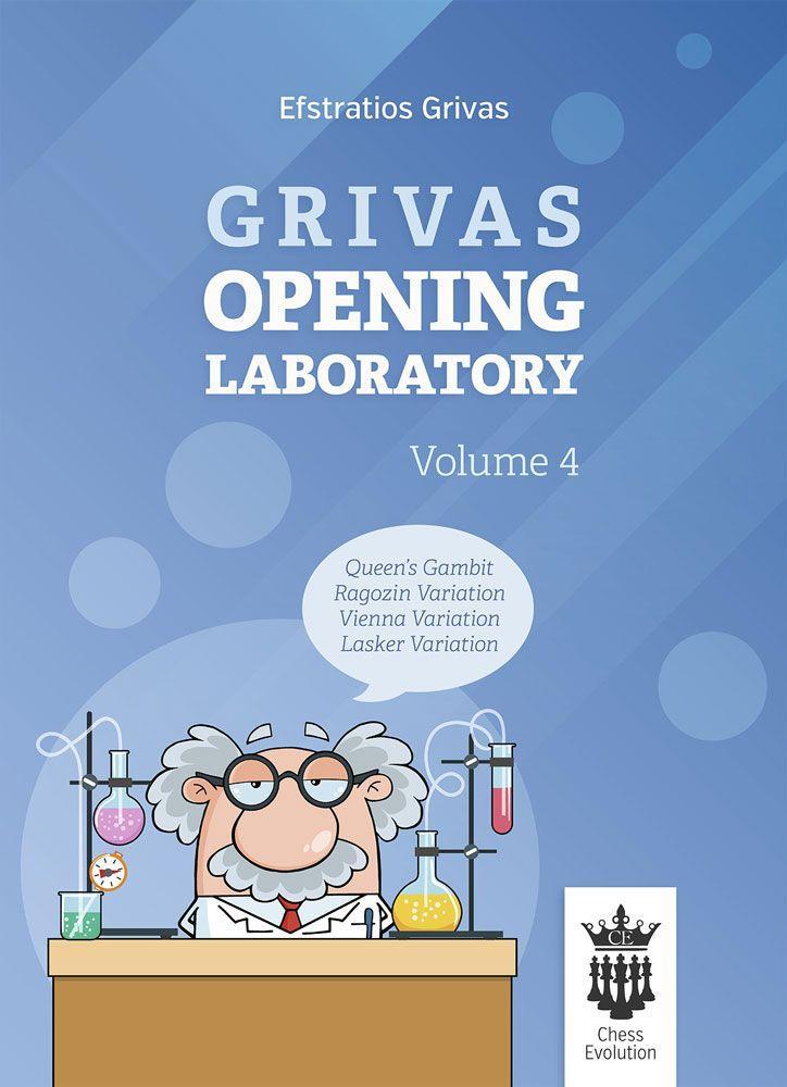 Grivas Opening Laboratory - Volume 4