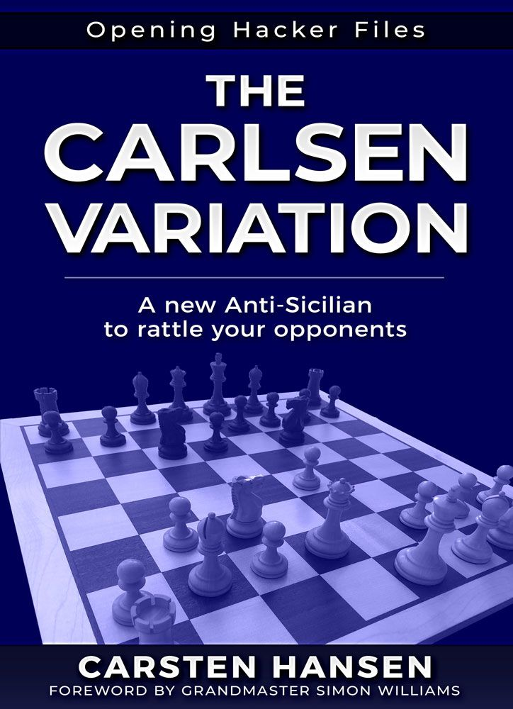 The Carlsen Variation - A new Anti-Sicilian